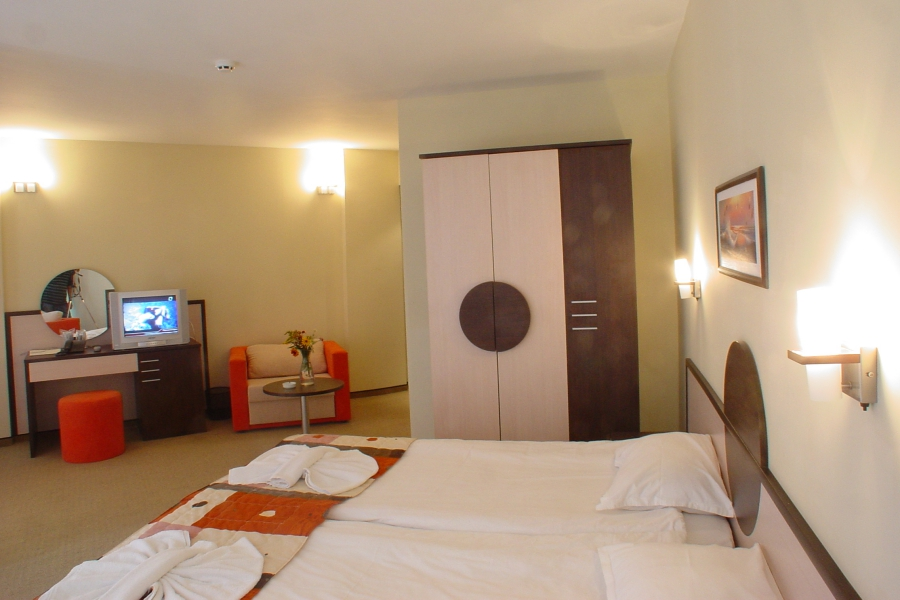 Meridian hotel Dbl Large room