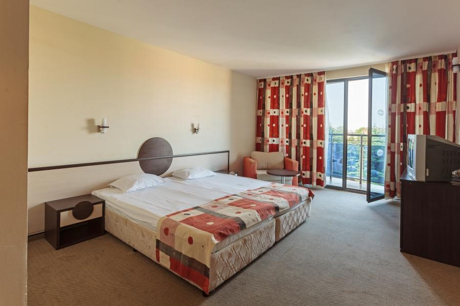Meridian hotel Dbl room